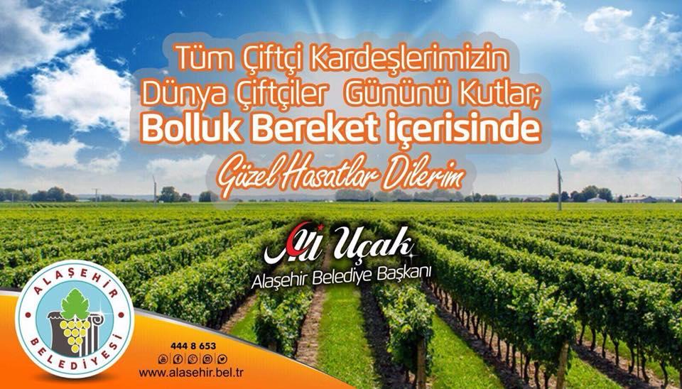 14 Mayıs Çiftçiler Günümüz Kutlu Olsun.