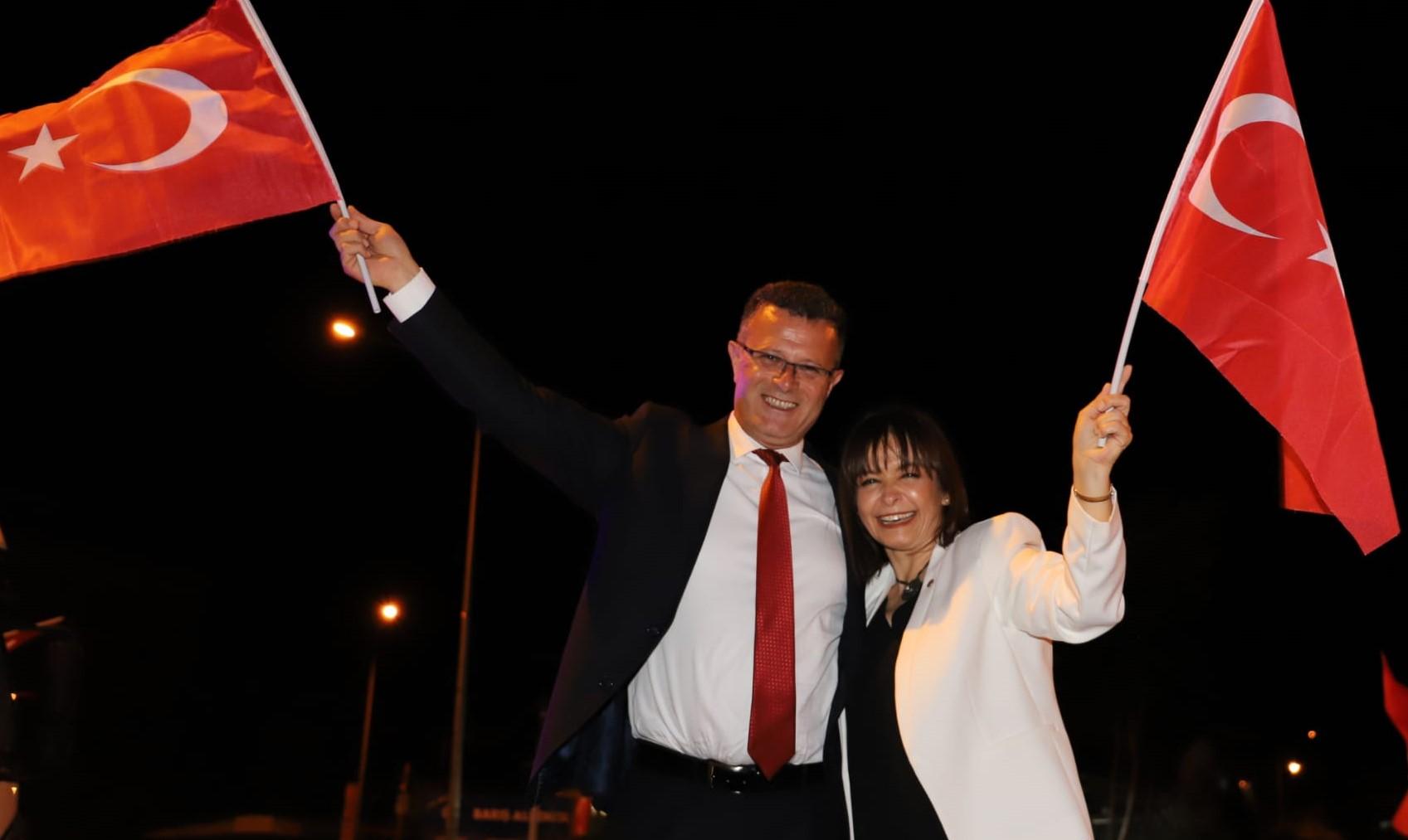 19 Mayıs Atatürk'ü Anma, Gençlik ve Spor Bayramımızın 102. Yıl Dönümünü Büyük bir Coşkuyla Kutladık.