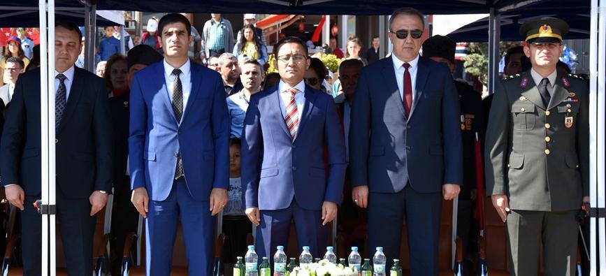 23 Nisan Alaşehir'de Bir Başka Güzel