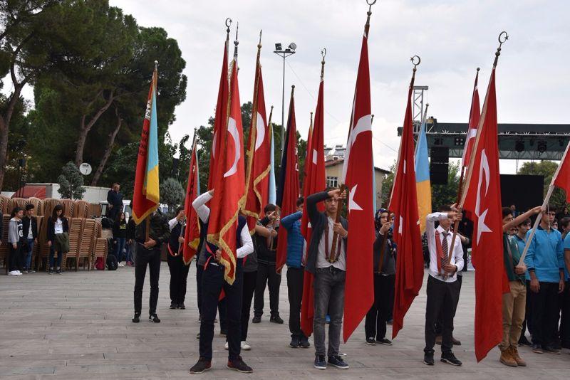 29 Ekim Cumhuriyet Bayramı Kutlamaları Başladı