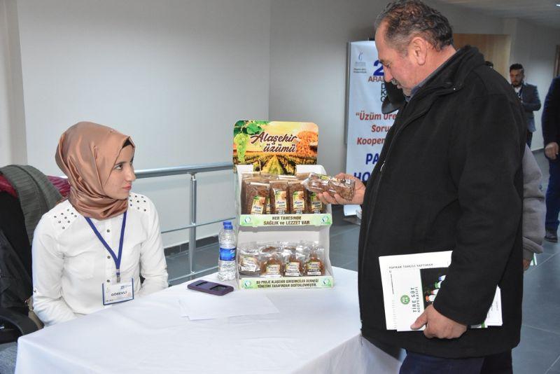 Alaşehir Belediye Başkanı Dr Gökhan  Karaçoban 21 aralık Dünya Kooperatifçilik Gününde