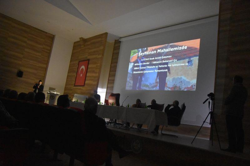 Alaşehir Belediye Meclisi Yılın İlk Toplantısını Gerçekleştirdi