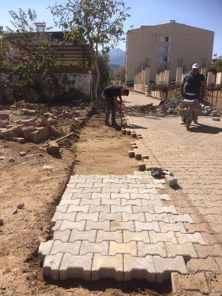 Alaşehir Belediyesi 7/24 Vatandaşlarımıza Hizmet Ediyor