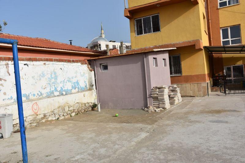 Alaşehir Belediyesi Anasınıfı İçin Çalışmaları Tamamladı