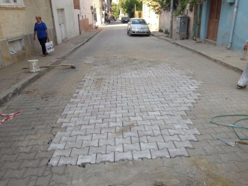 Alaşehir Belediyesi Çalışıyor Alaşehir Güzelleşiyor