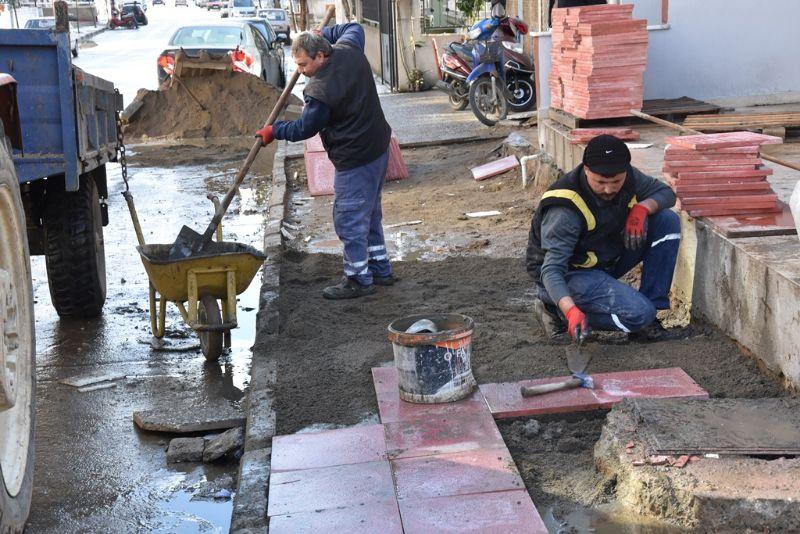 Alaşehir Belediyesi  Çalışıyor Sorunlar Çözülüyor