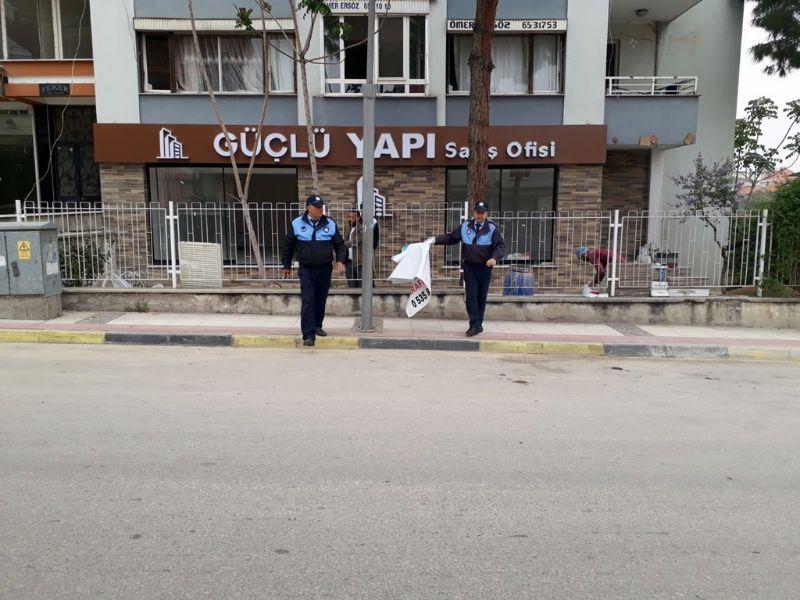 Alaşehir Belediyesi Çevre Kirliliğine İzin Vermiyor