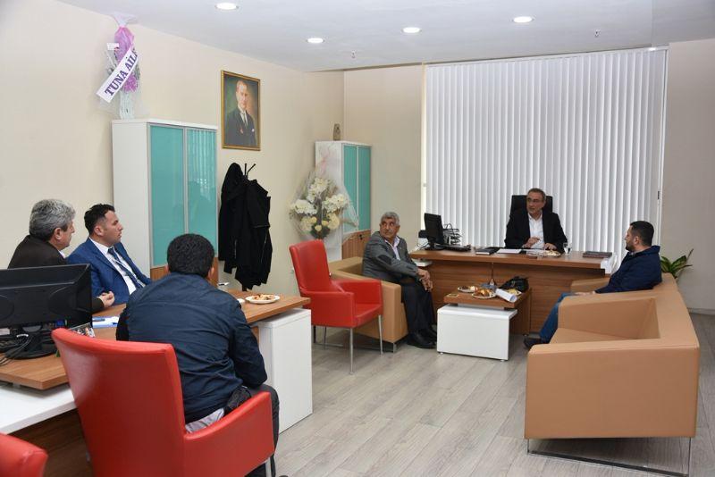 Alaşehir Belediyesi Halk Günlerine Devam Ediyor