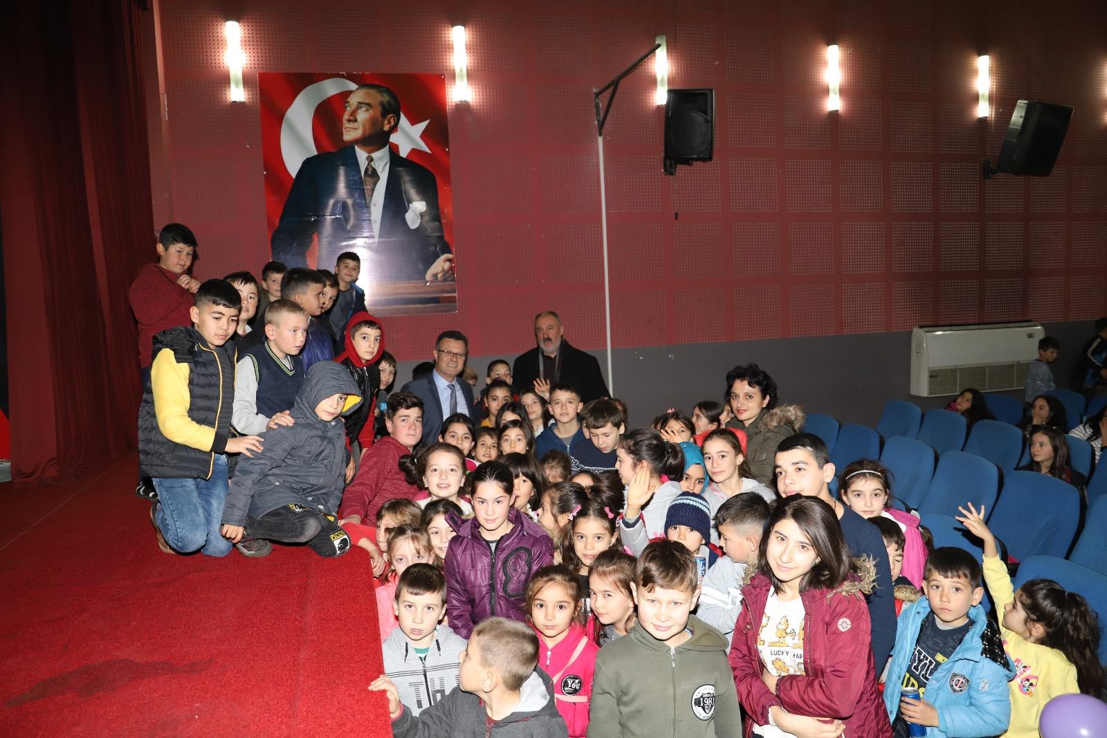 Alaşehir Belediyesi Karne Şenliği Etkinliği
