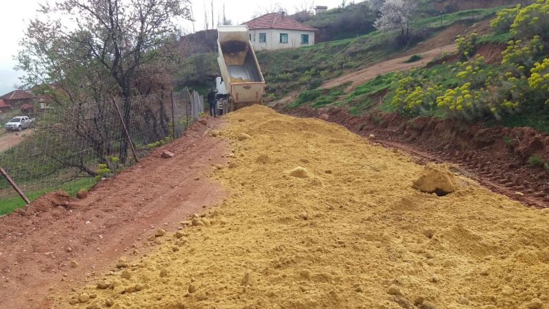 Alaşehir Belediyesi Kırsal Mahallelerden Tam Not Aldı