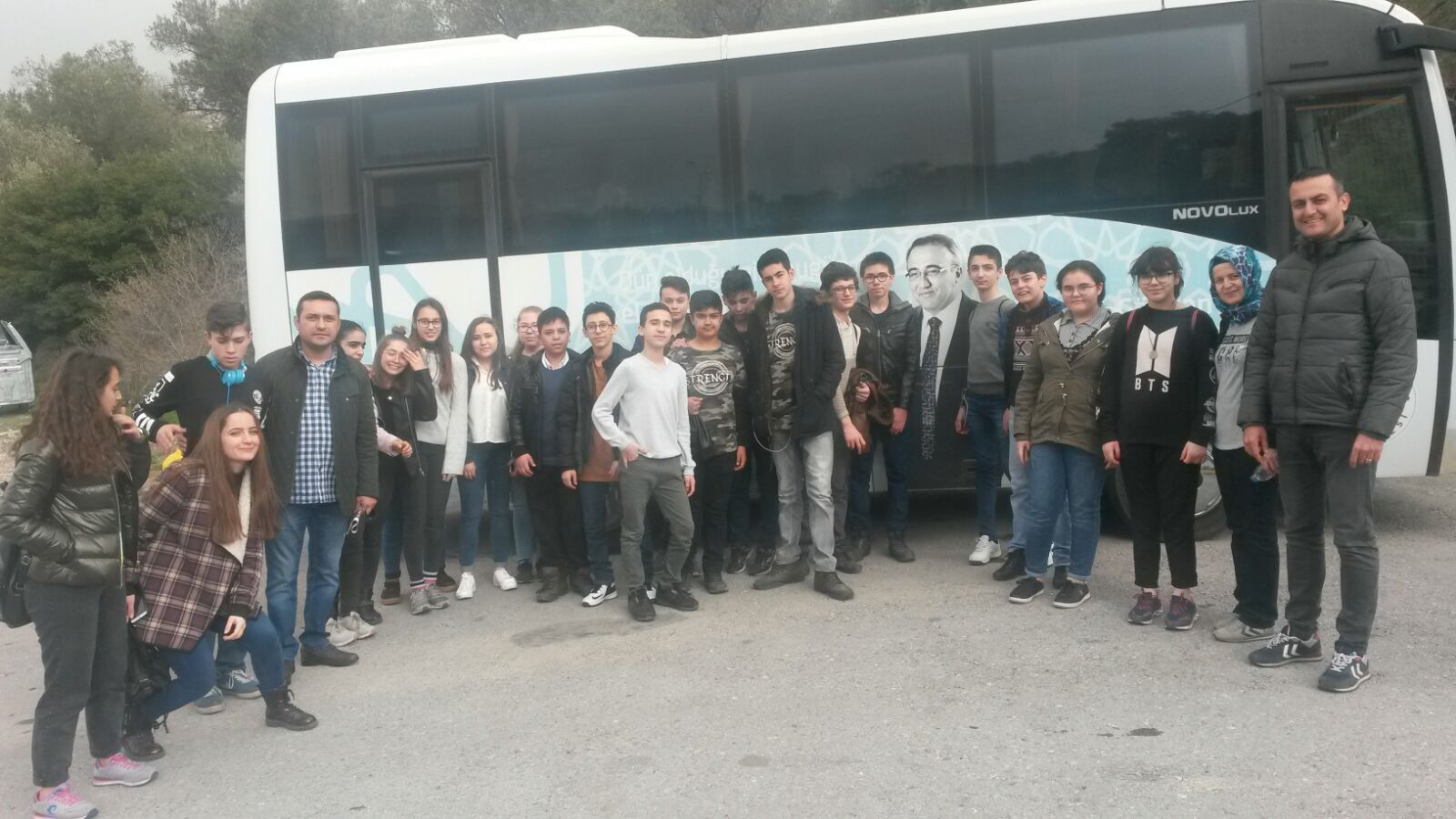 Alaşehir Belediyesi Kültür ve Sosyal İşler Öğrencilerle El Ele