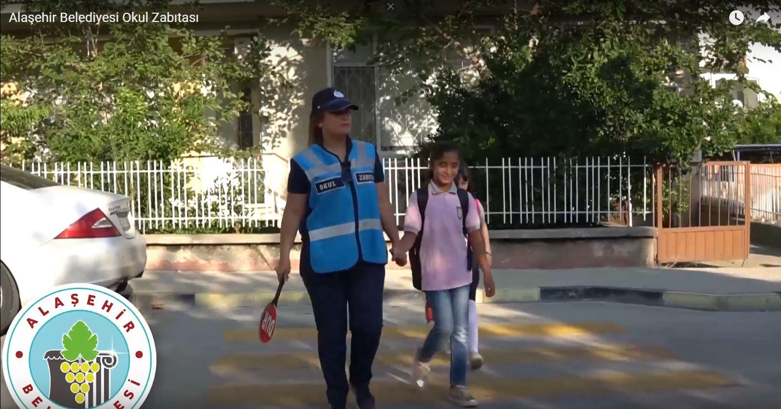 Alaşehir Belediyesi Okul Zabıtası