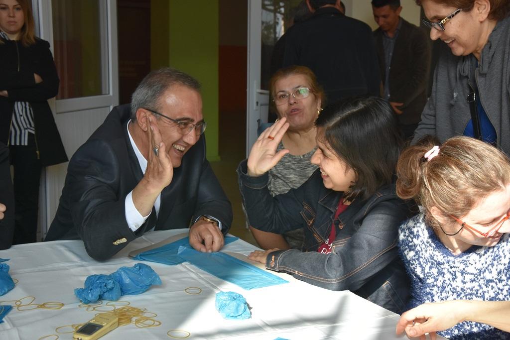 Alaşehir Belediyesi Sosyal Projelerde Bir Numara
