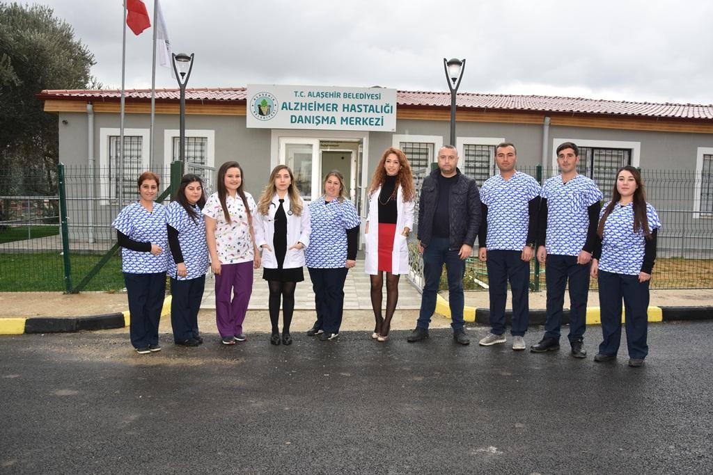 Alaşehir Belediyesinden Altın Değerinde Bir Hizmet Daha
