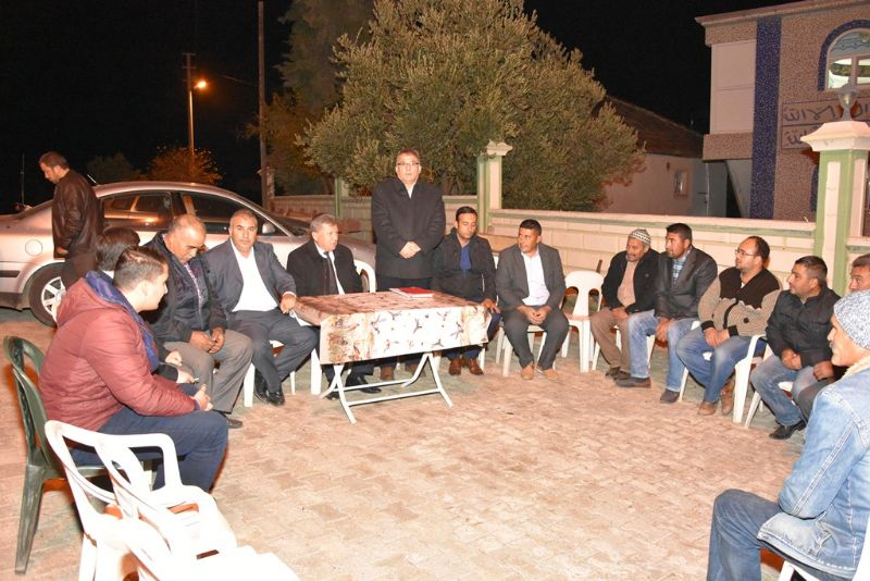 Alaşehir Belediyesinden Çiftçilerimize Tam Destek