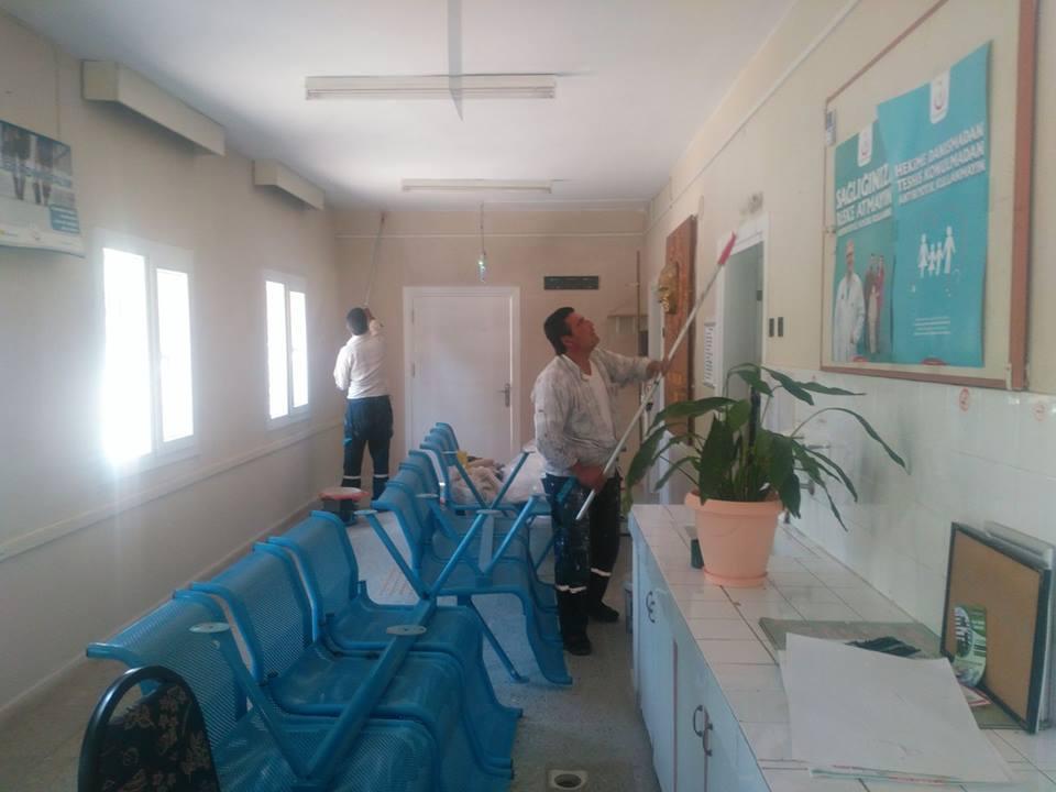 Alaşehir Belediyesinden Sağlık Sektörüne Tam Destek