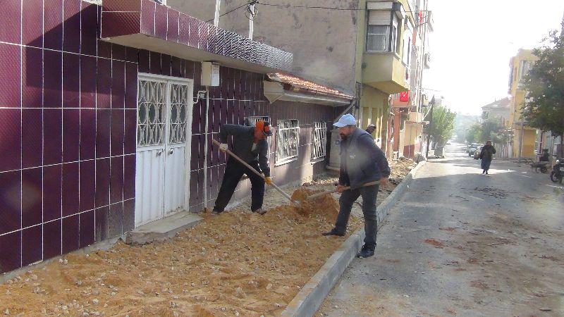 Alaşehir Belediyesinin Hizmet Atağı Devam Ediyor