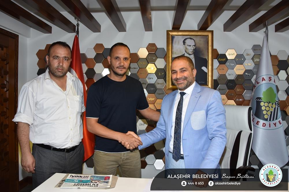 Alaşehir Belediyespor'a Yeni Teknik Adam