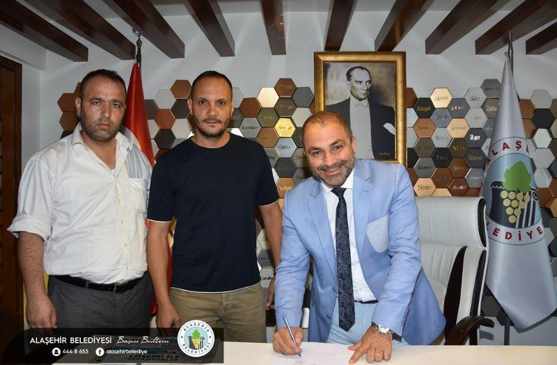 Alaşehir Belediyespor\'a Yeni Teknik Adam