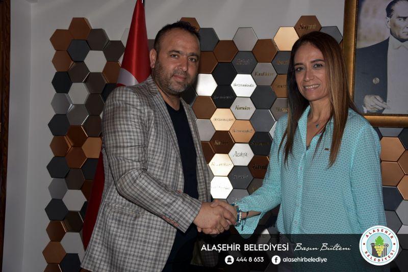 Alaşehir Belediyespor Bayan Voleybol Takımına Yeni Başantrenör