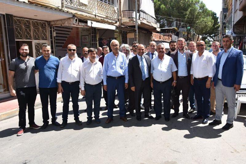 Alaşehir\'de Geleneksel Bayramlaşma Programı Coşkuyla Gerçekleşti