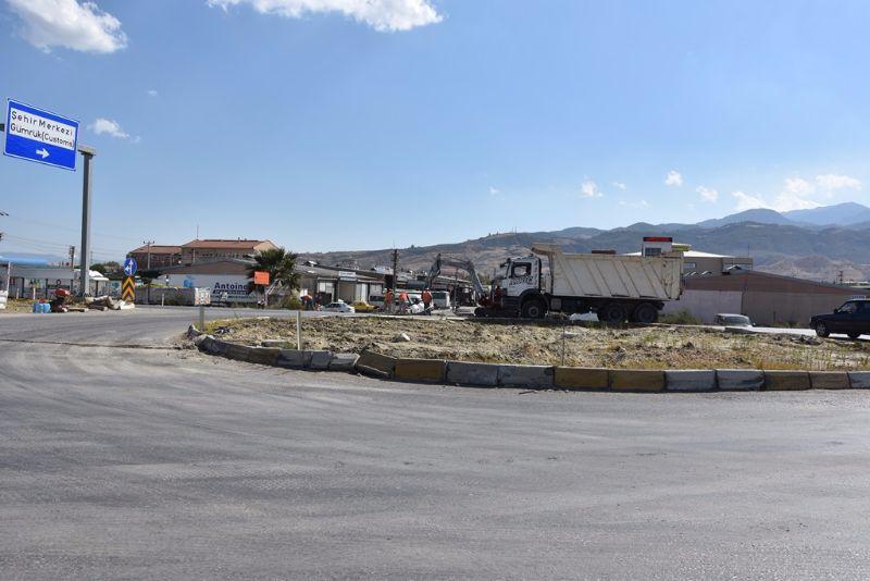 Alaşehir'in Ölüm Kavşaklarına Sinyalizasyon Sistemi Yapılacak