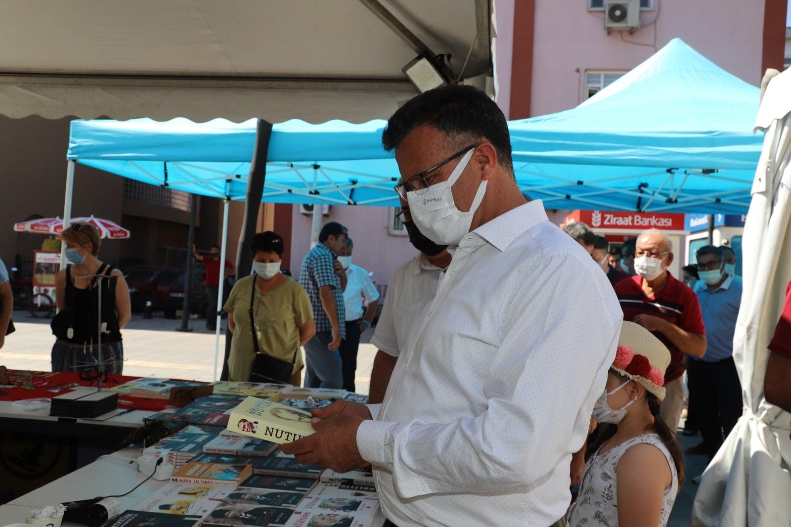 Alaşehir Kongresi Adına Kitap Fuarı Düzenledik