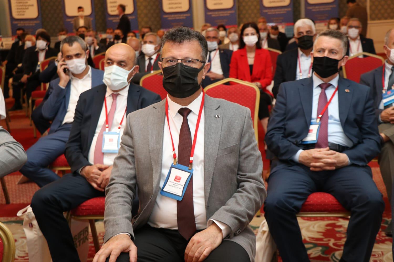 Ankara'da, Türkiye Belediyeler Birliği Meclis Toplantımızı Gerçekleştiriyoruz
