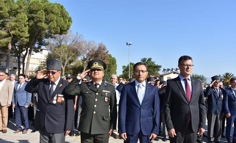 Başkan Öküzcüoğlu Gaziler Günü Anma Programına Katıldı