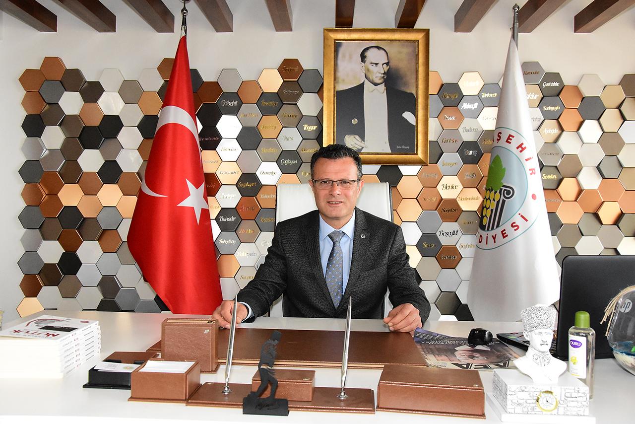 Başkan Ahmet Öküzcüoğlu'nun Kurban Bayramı Mesajı