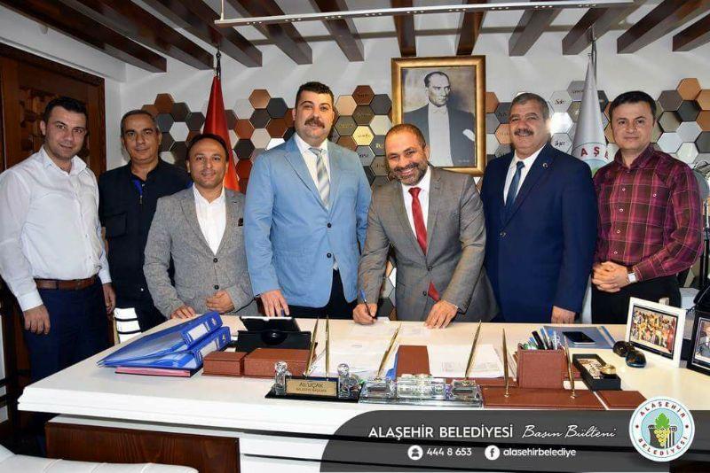 Başkan Ali Uçak\'la Memurların Yüzü Yeniden Güldü