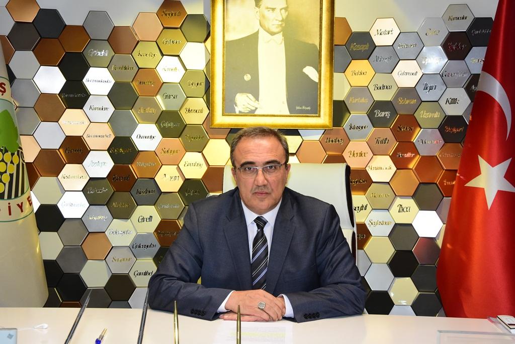 Başkan Dr.Gökhan  Karaçoban'dan Taziye Mesajı