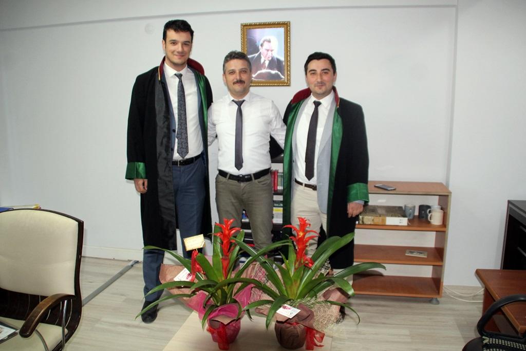 Başkan Karaçoban'dan  5 Nisan Avukatlar Günü Mesajı