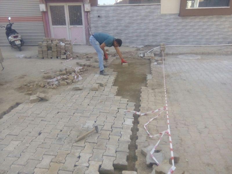Başkan Karaçoban Nerede İnsan Orada Hizmet