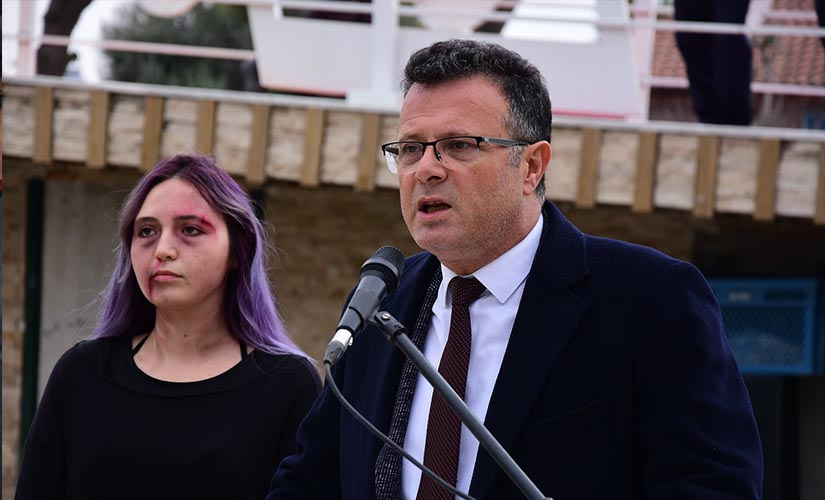 Başkan Öküzcüoğlu 25 Kasım Kadına Yönelik Şiddete Karşı Mücadele Günü Etkinliklerine Katıldı