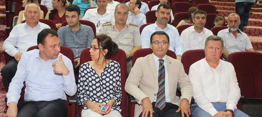 Başkan Yardımcısı İbişoğlu