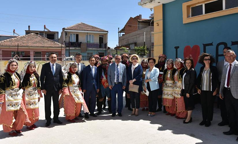 Belediye Başkanımız Ahmet Öküzcüoğlu