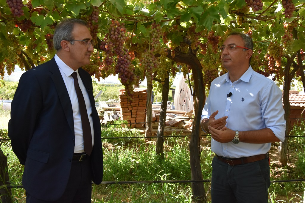 Cem Seymen Alaşehir'de