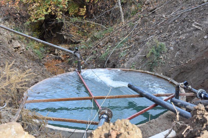 Dağarlar Mahallemiz Artık Susuz Kalmayacak