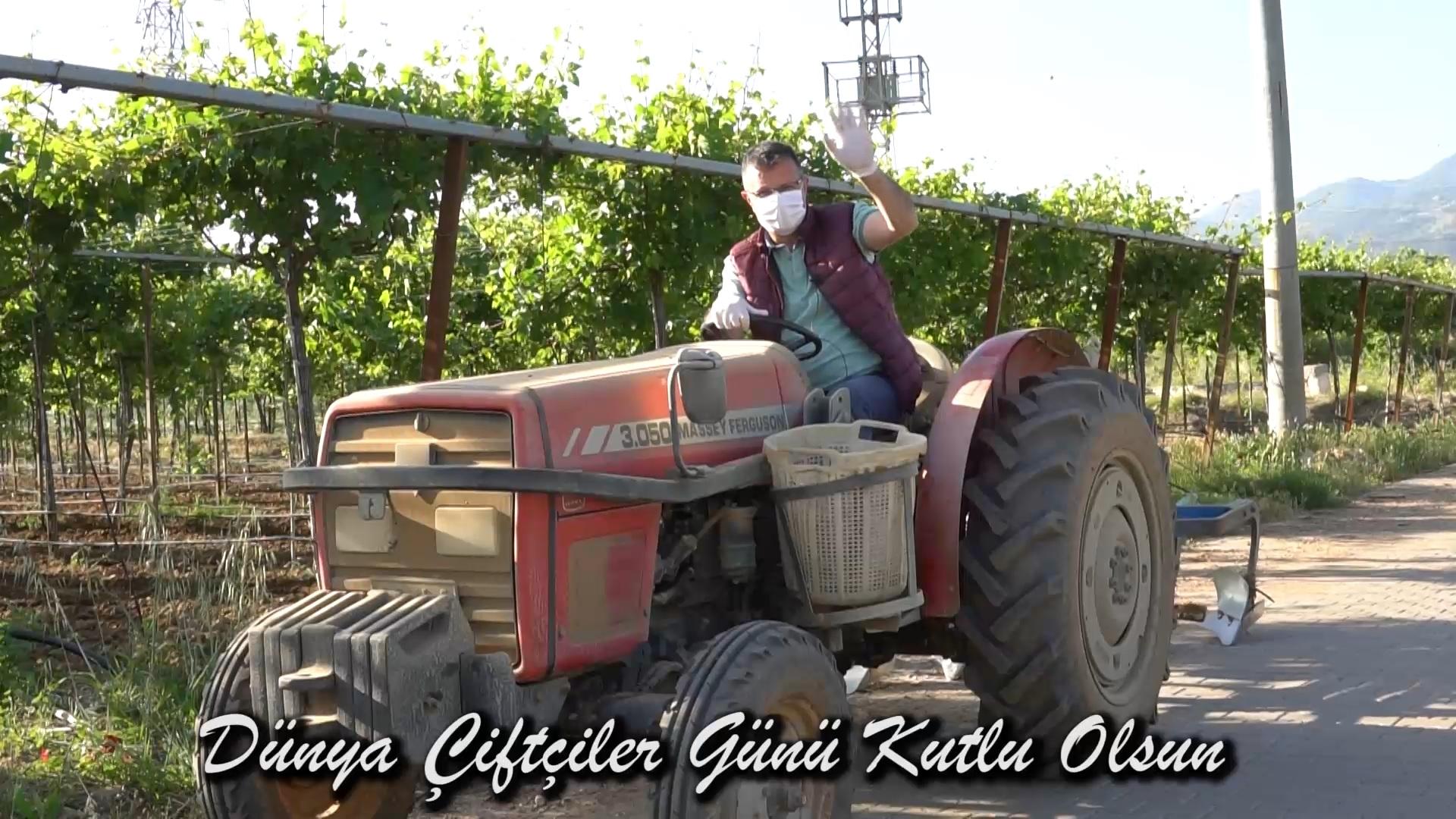 Dünya Çiftçiler Günü Kutlu Olsun