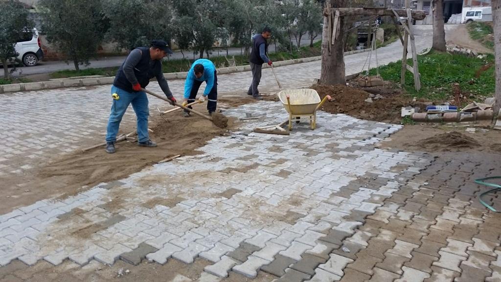 Fatih Mahallesine Kilit Parke Tamiratı