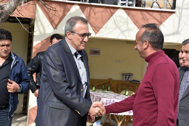 Halkın Adamı Başkan Karaçoban Mahalle Gezilerine Devam Ediyor