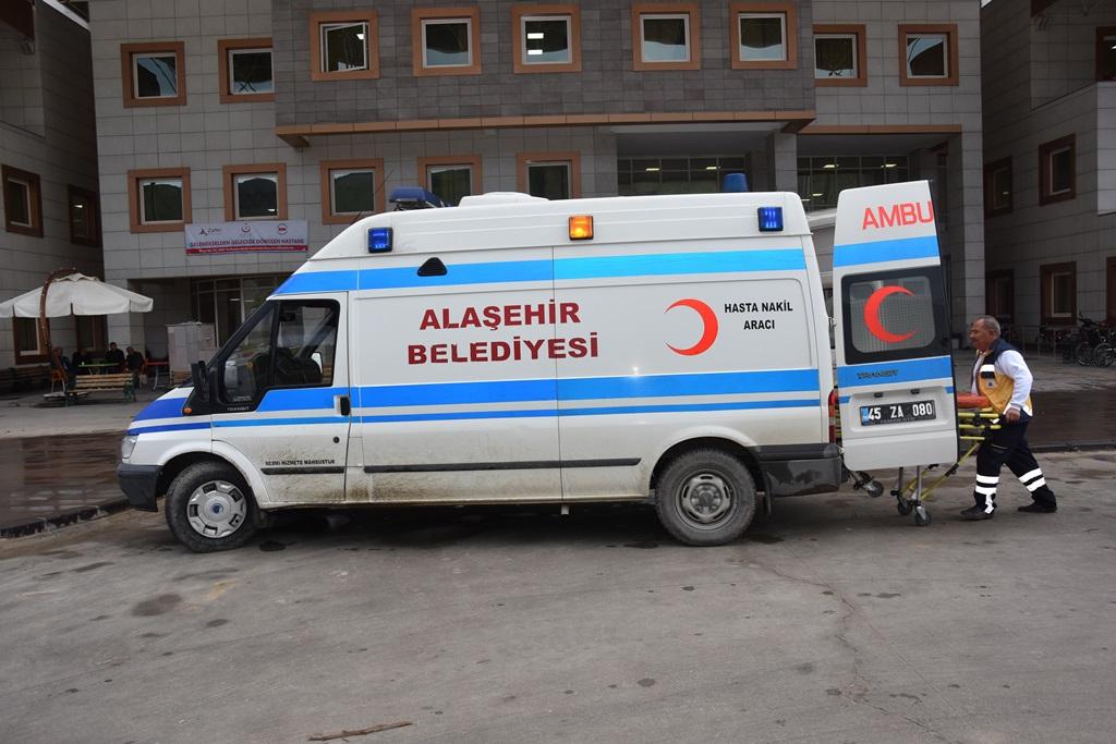 Hasta Nakil Araçlarımız 523 Vatandaşımıza Hizmet Verdi