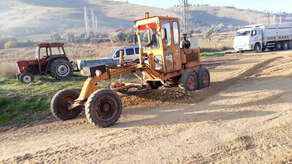 Ilıca Mahallemizde Sathi Yol Kaplama Çalışması Yapılacak