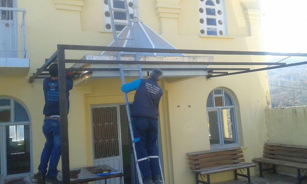 Karadağ Mahallemizde Camimiz Yenileniyor