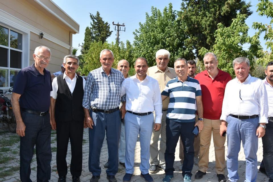 KAVAKLIDERE MAHALLEMİZİ ZİYARET ETTİK