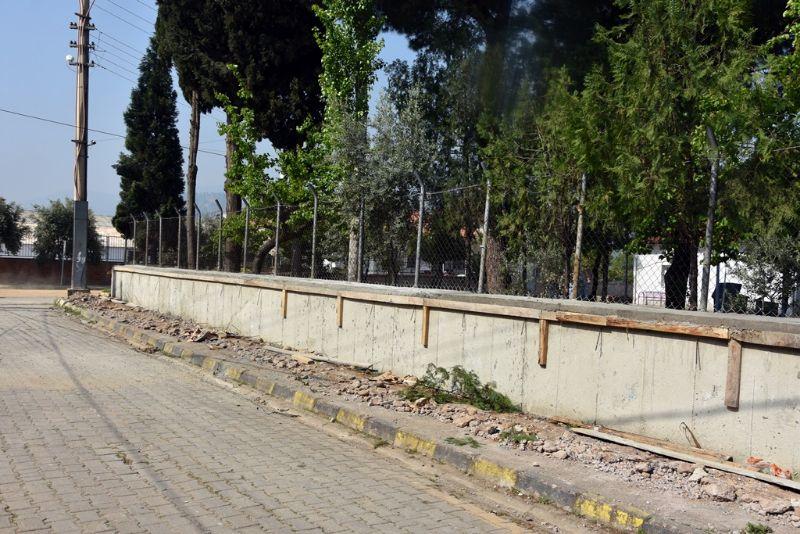 Kavaklıdere Mahallesi Jandarma Karakolunda Çalışmalar Devem Ediyor