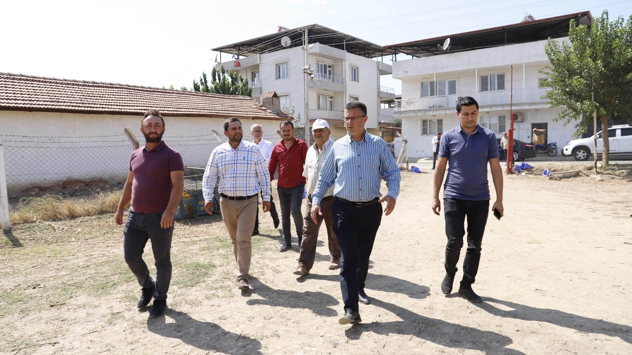 Mahalle ziyaretlerimize Kavaklıdere  Tepeköy Mahallelerimizle Devam Ediyoruz.