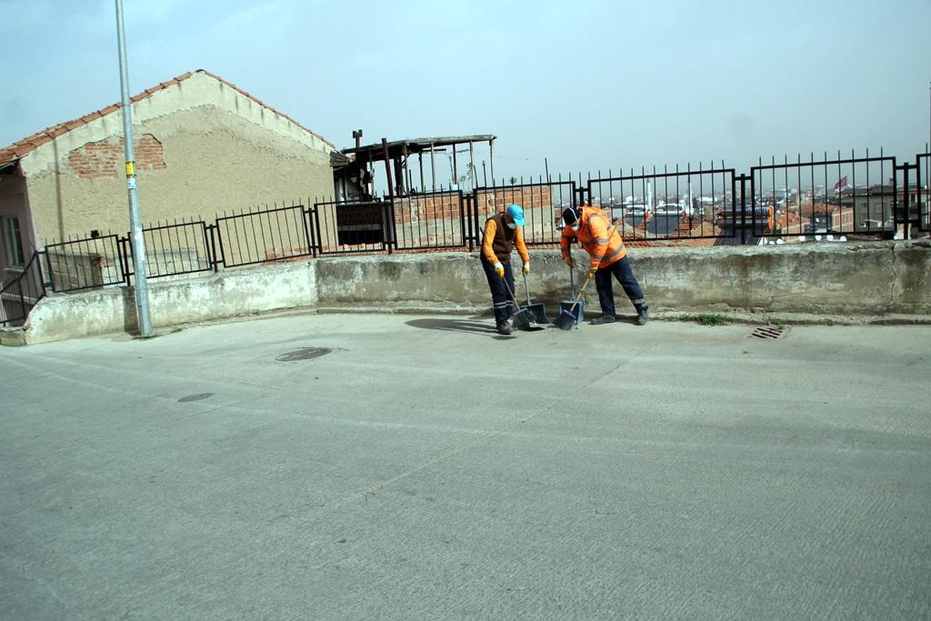 Mahalleler Baştan Sona Temizleniyor