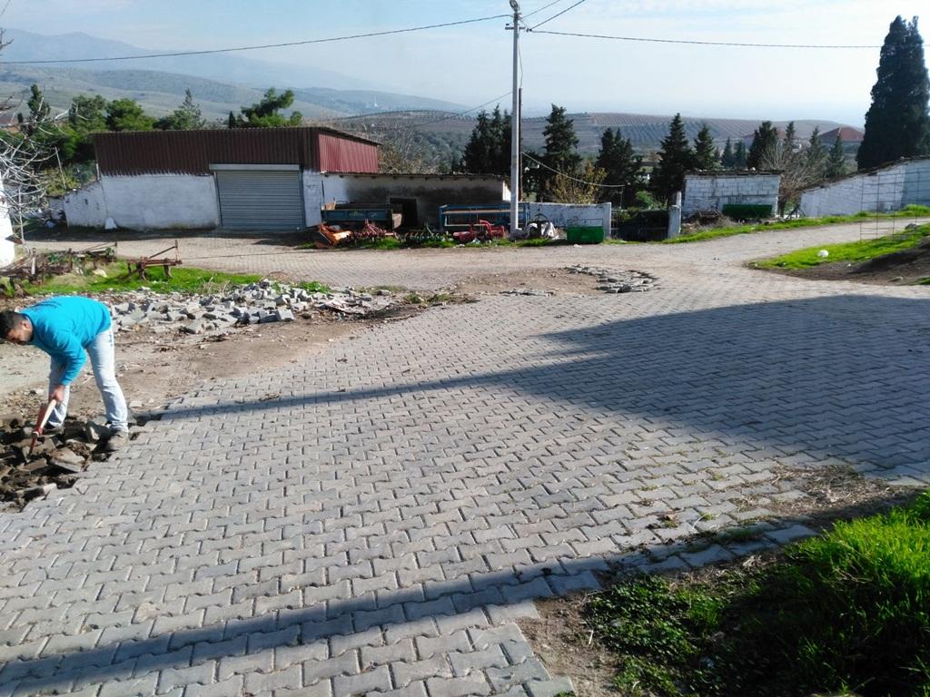 Mahallelerimiz Yolları Yenileniyor